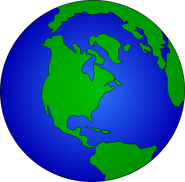 Maxpixel Freegreatpicture Com America Globe Geography Global Earth